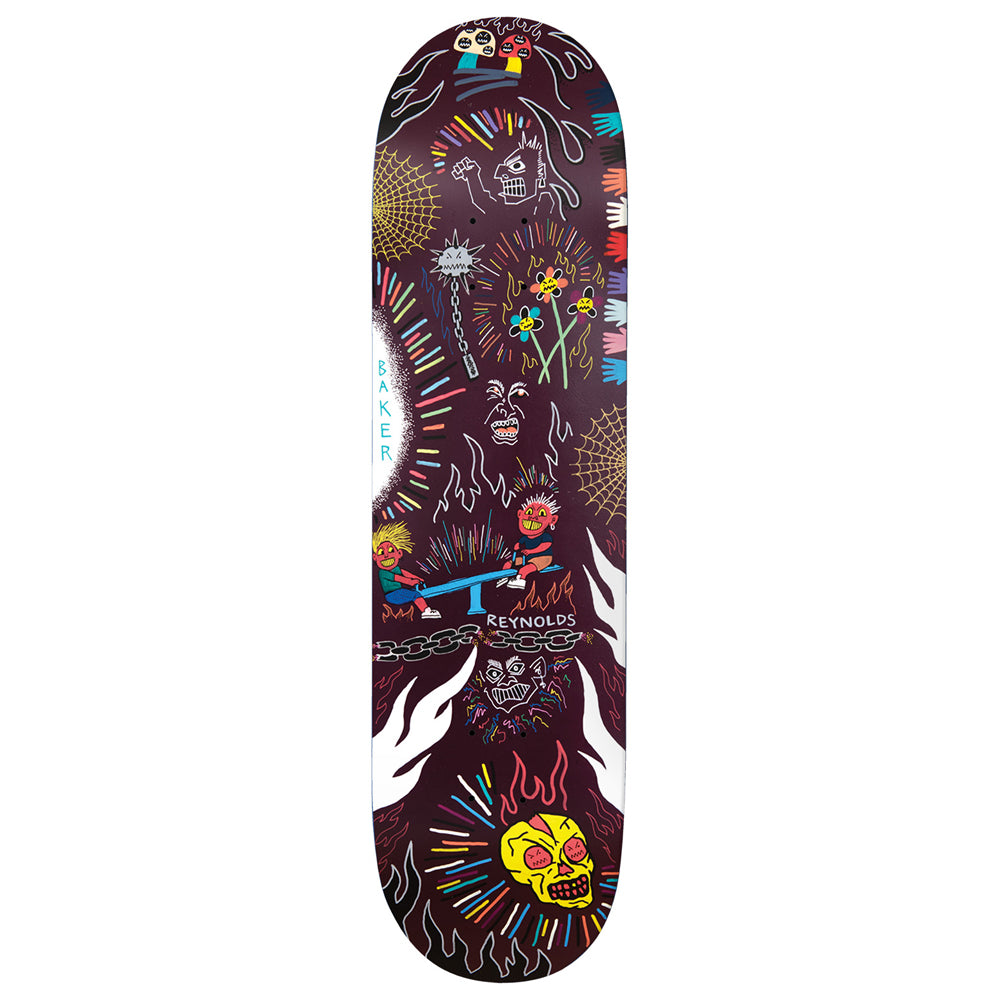 Baker Reynolds Happy Campers Deck 8.38
