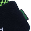 Fucking Awesome Beanie Science & Sanity Black/Neon Green