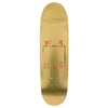 WKND Gold Plated Logo Deck 8.875""