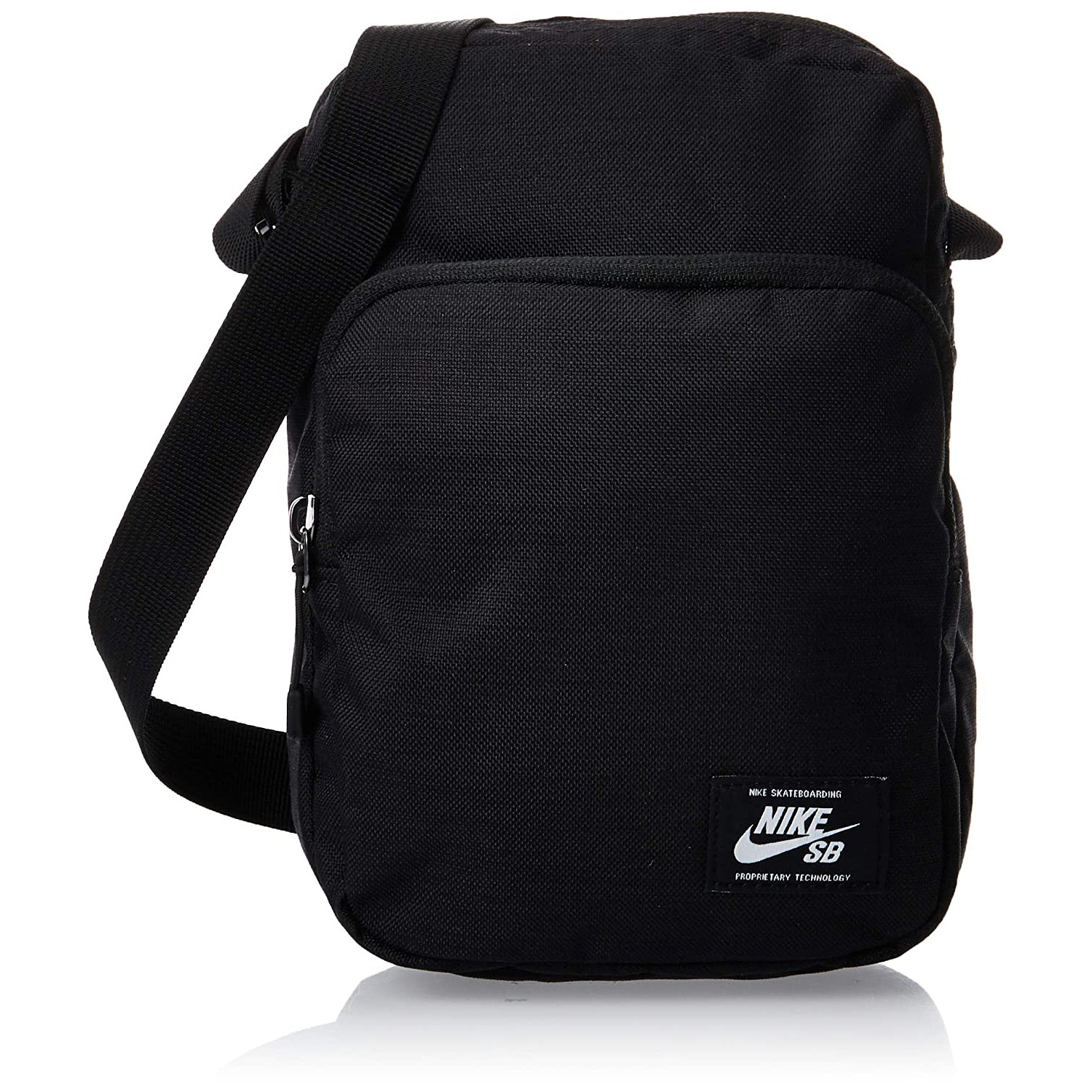 Nike SB Heritage Crossbody Bag Black