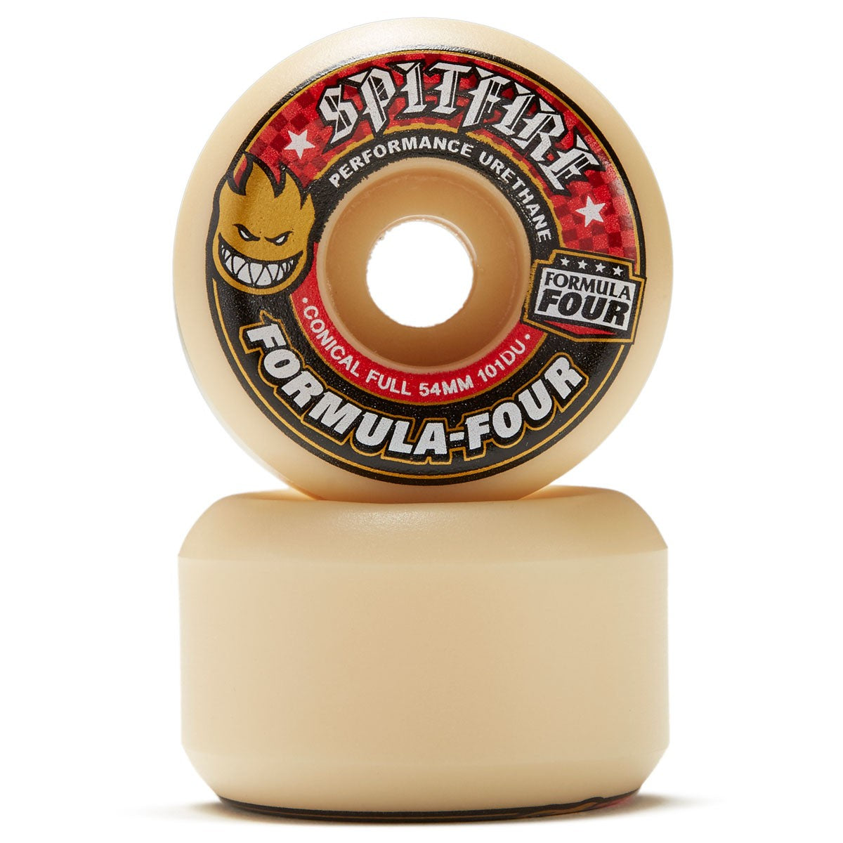 Spitfire Wheels Formula Four F4 Conical Full 101a 54mm