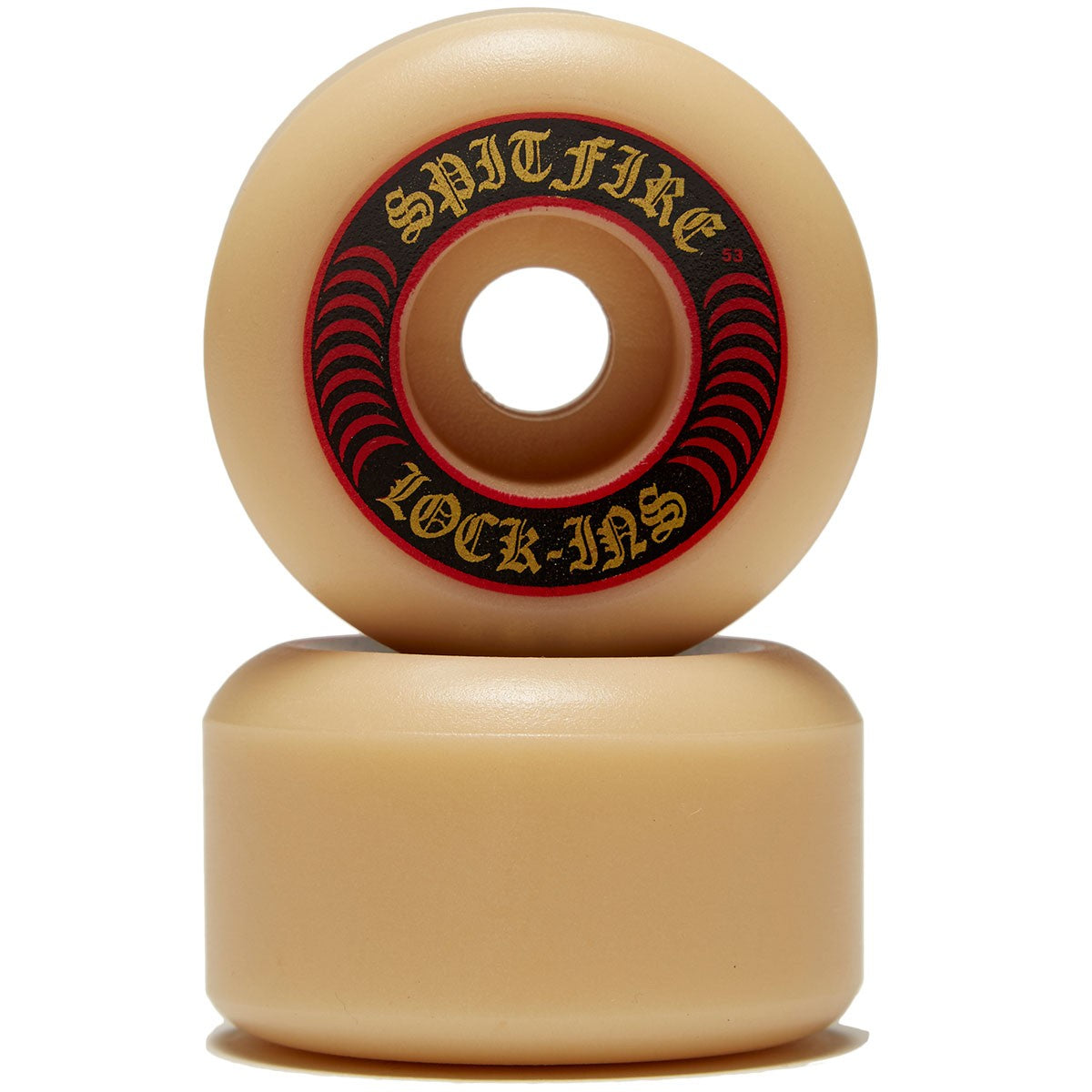 Spitfire Wheels F4 Lock-Ins 101D 53MM
