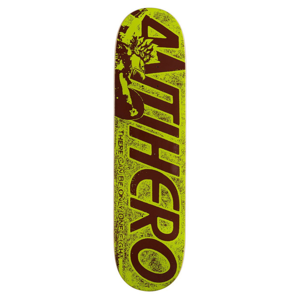 Anti-Hero There Can Only Be One Eight PricePoint Deck 7.75""