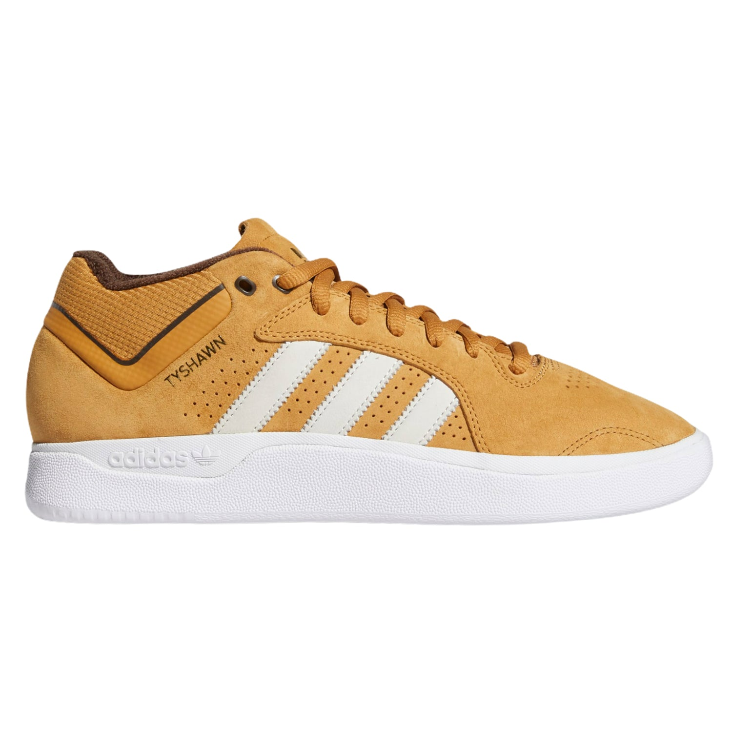 Adidas Tyshawn Pro Model Mesa/Chalk White/Dark Brown