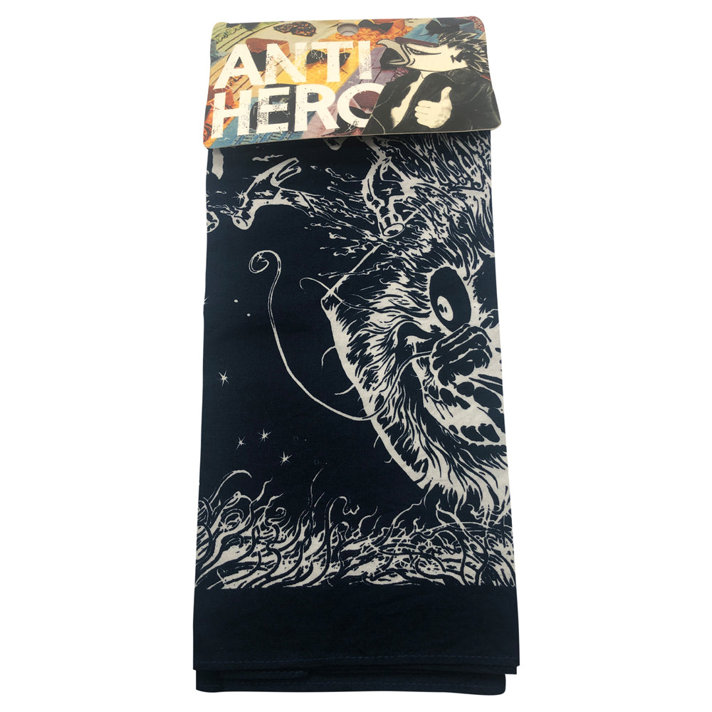 Anti Hero Grimple Safety Blanket Navy/White