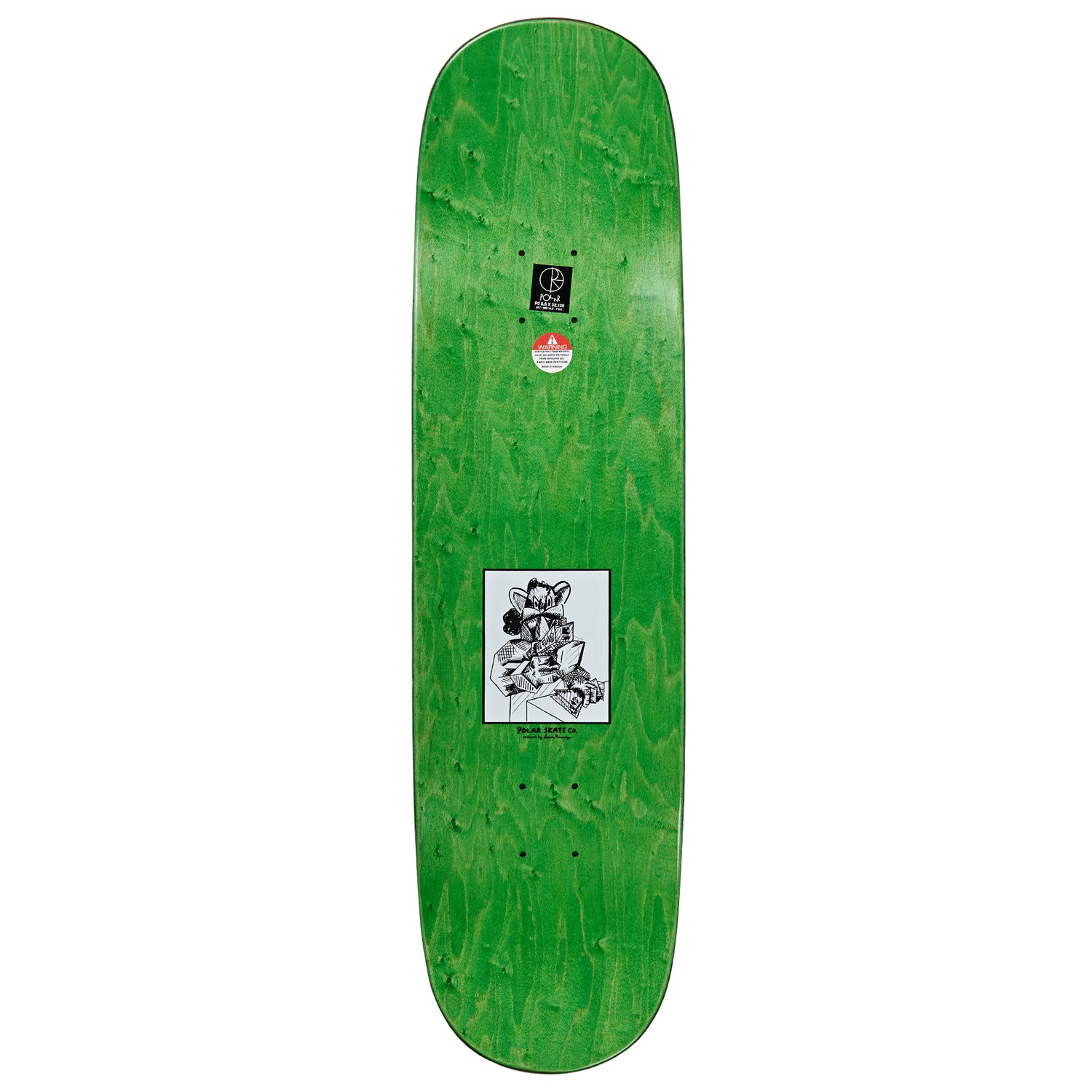 Polar Aaron Herrington Diner Deck (P2 Shape) 8.5""
