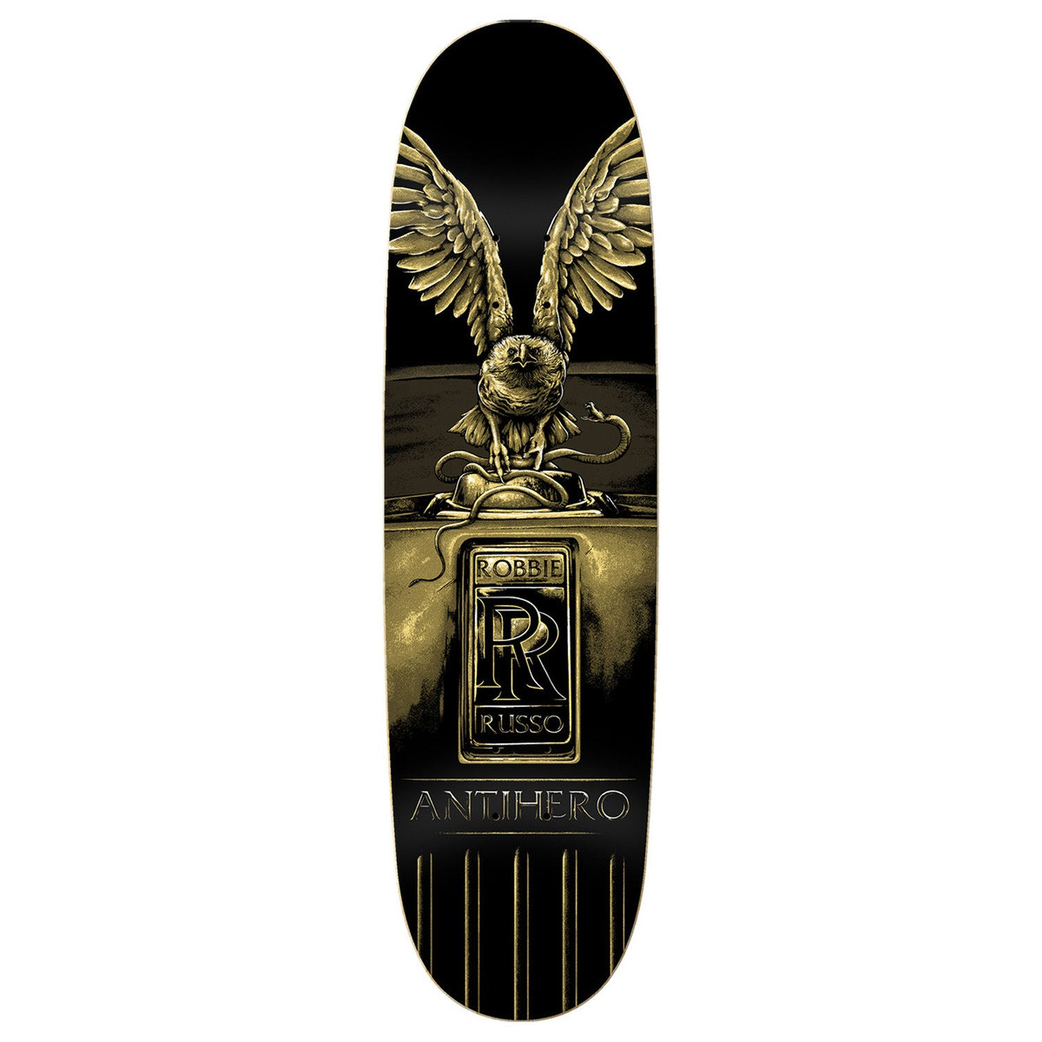 Anti-Hero Russo RR Deck 8.75""