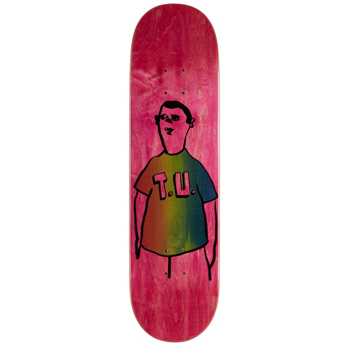 Transportation Unit Party Shirt Deck 8.25""