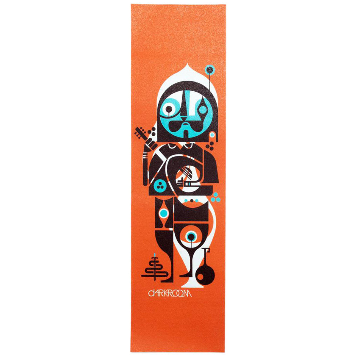 Darkroom Soloist Griptape Orange