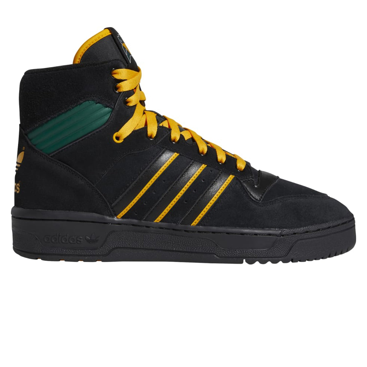 Adidas Na-Kel Rivalry Hi Black