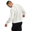 Adidas Velour Rugby Jersey Chalk White/Orbit Grey