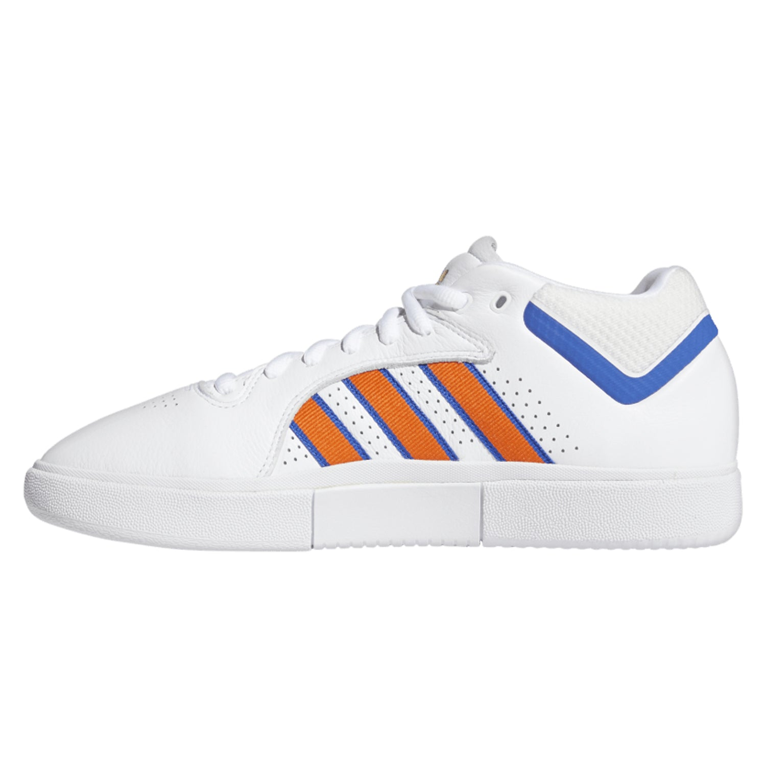 Adidas Tyshawn Pro Model White/Orange/Royal Blue