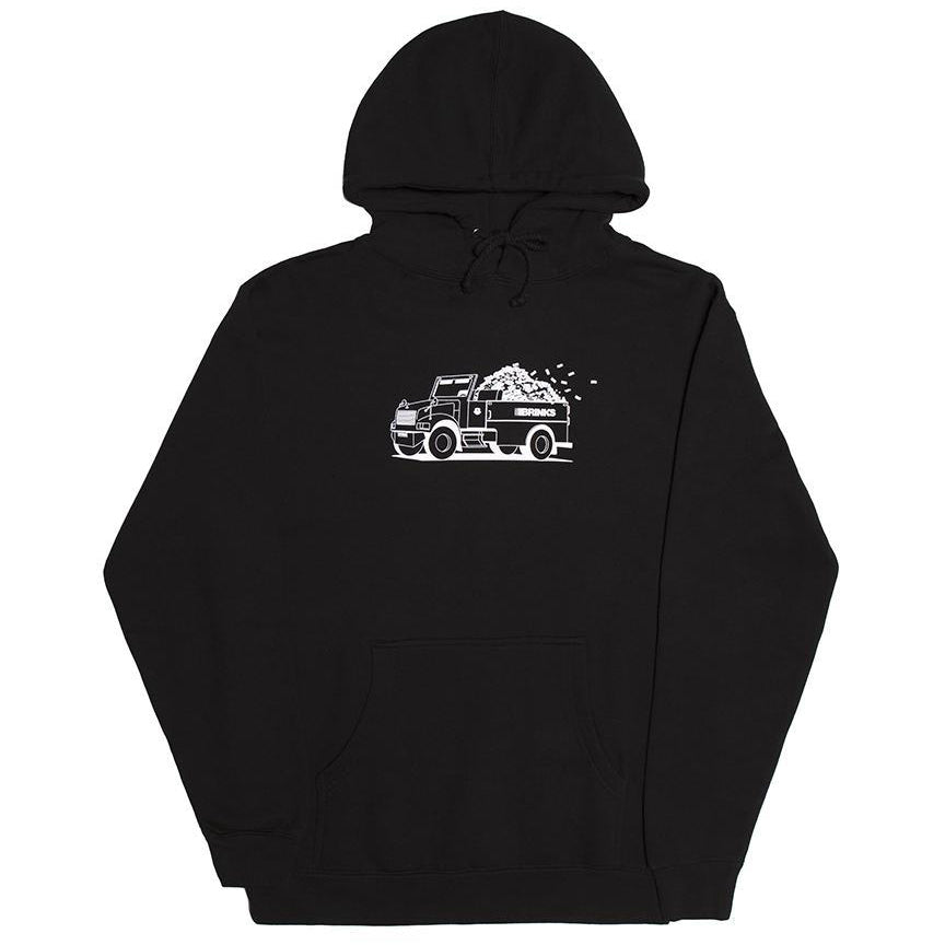 Alltimers Top Down Brinks Hoodie Black