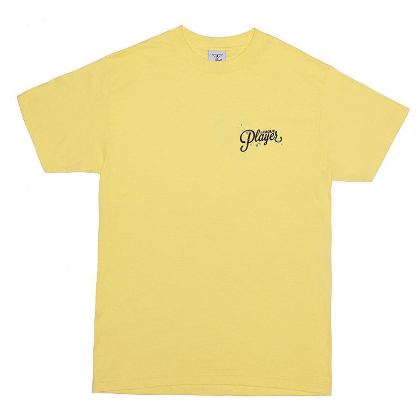 Alltimers Future Spill Tee Banana