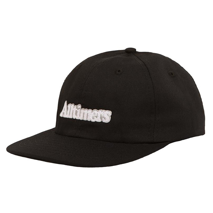 Alltimers Broadway Cap Black