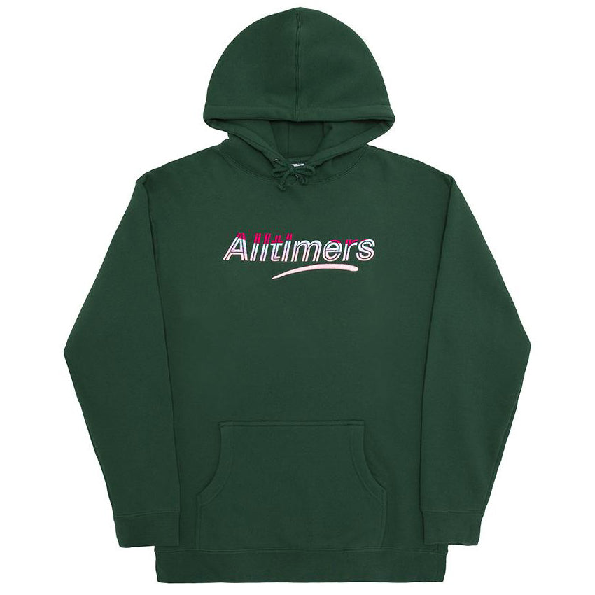 Alltimers League Player Sweatshirt Dark Green