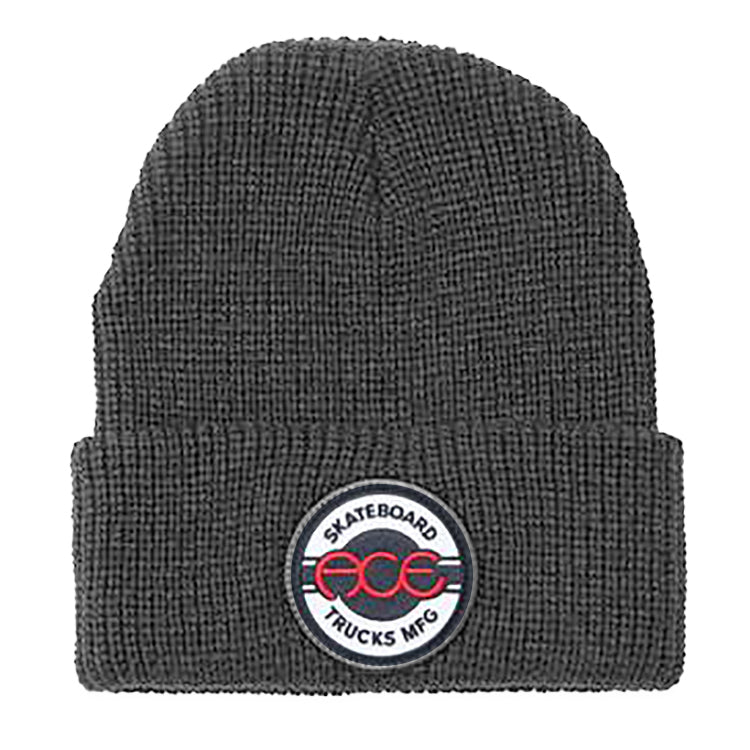 Ace Trucks Seal Logo Beanie Charcoal