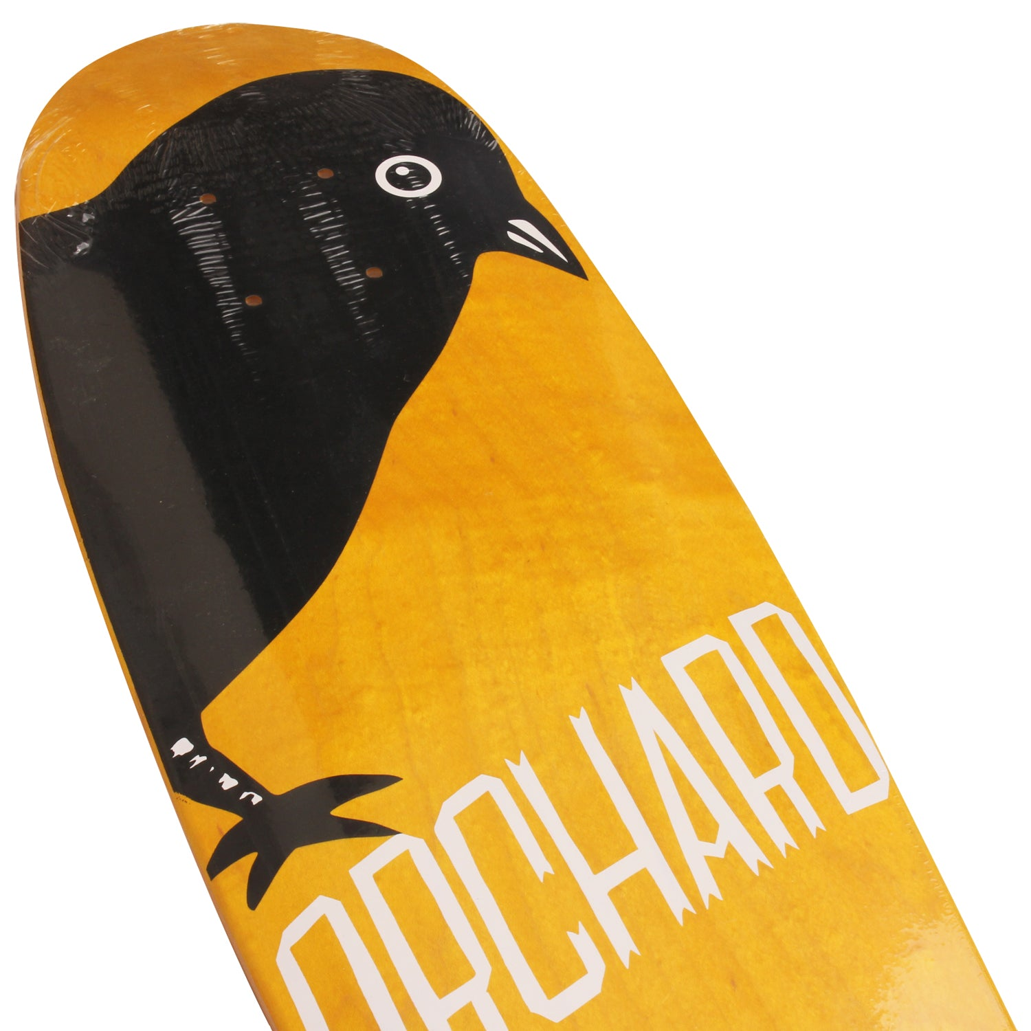 Orchard Bird Logo Deck Mini Cruiser