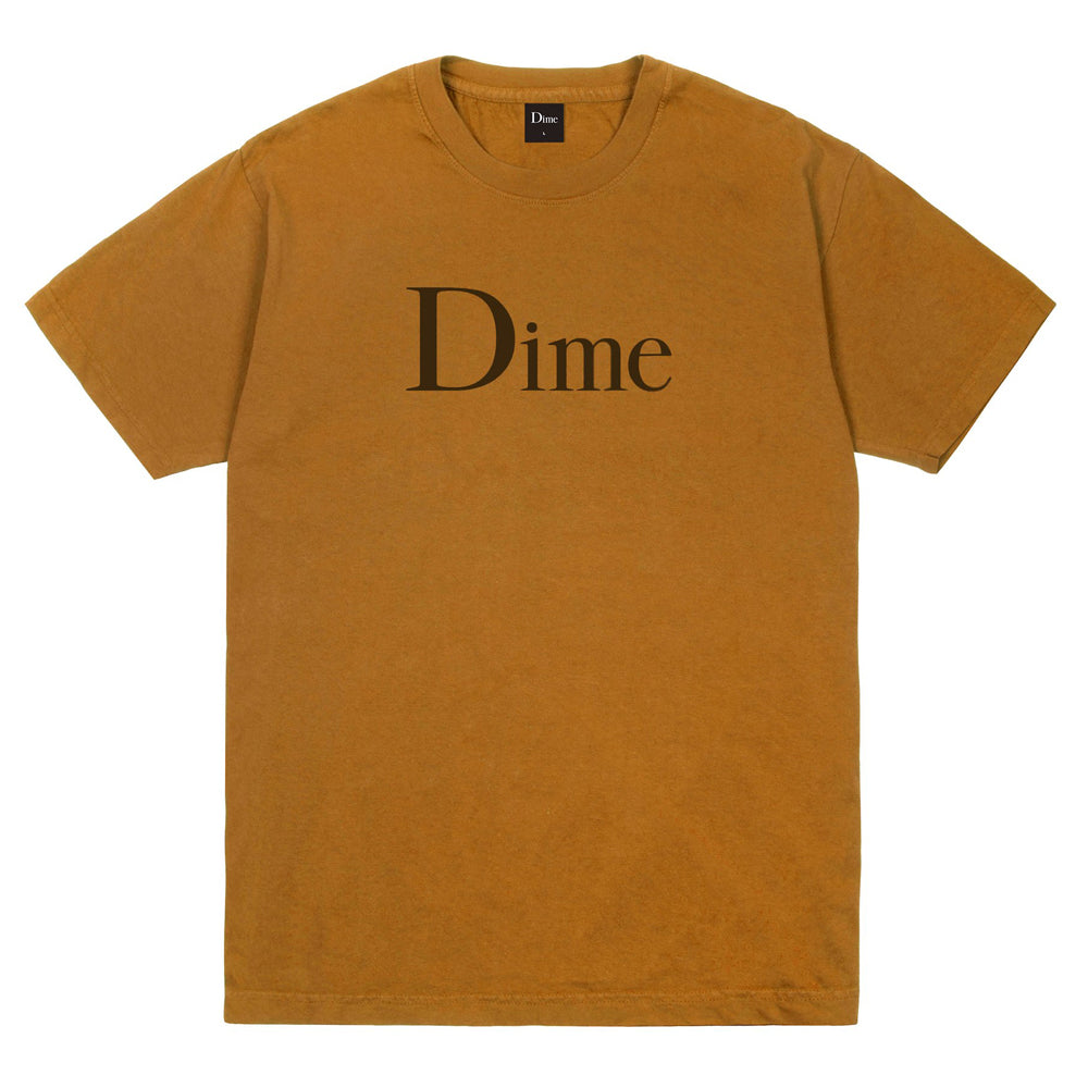 Dime Classic T-Shirt Coffee