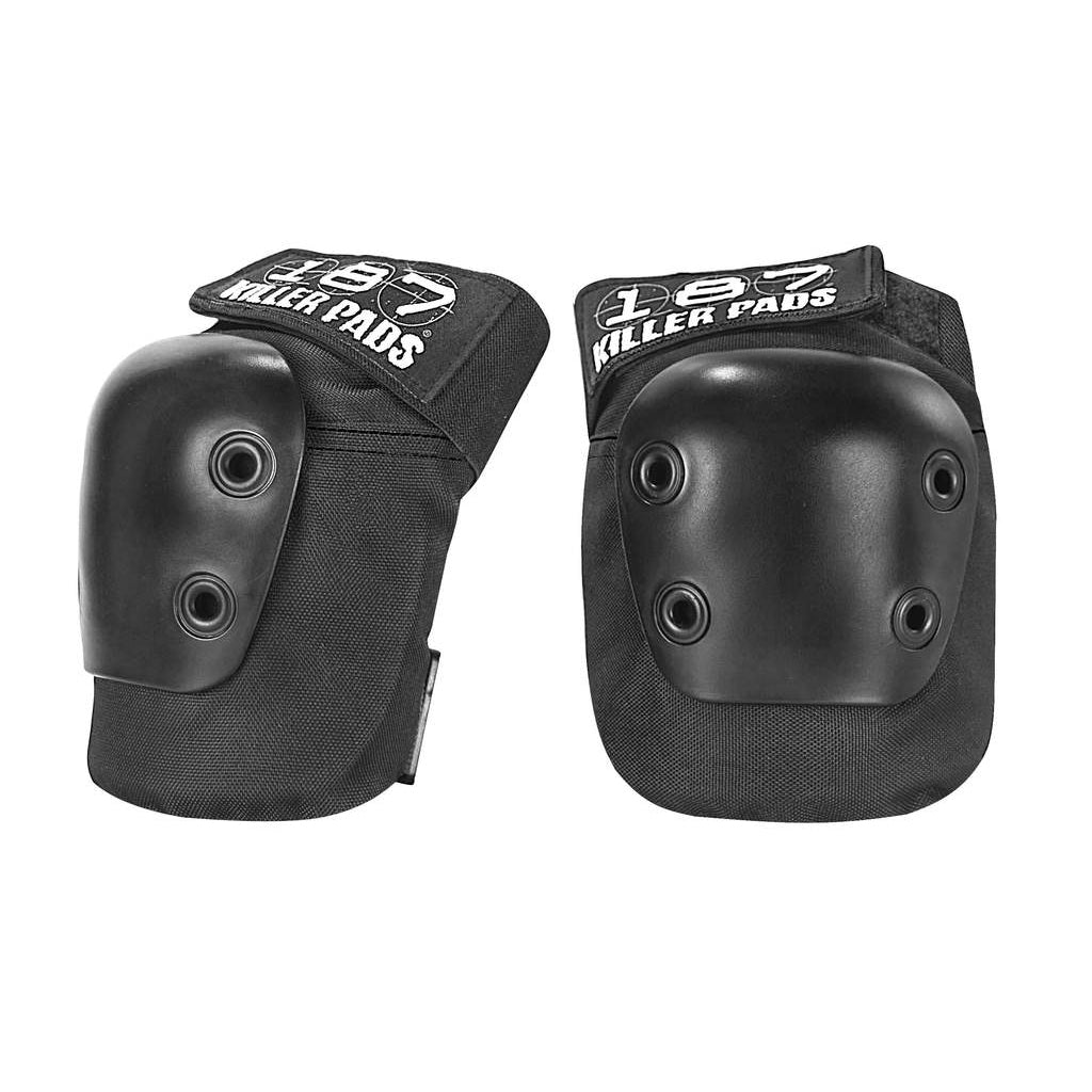 187 Killer Pads Combo Pack Knee and Elbow Black