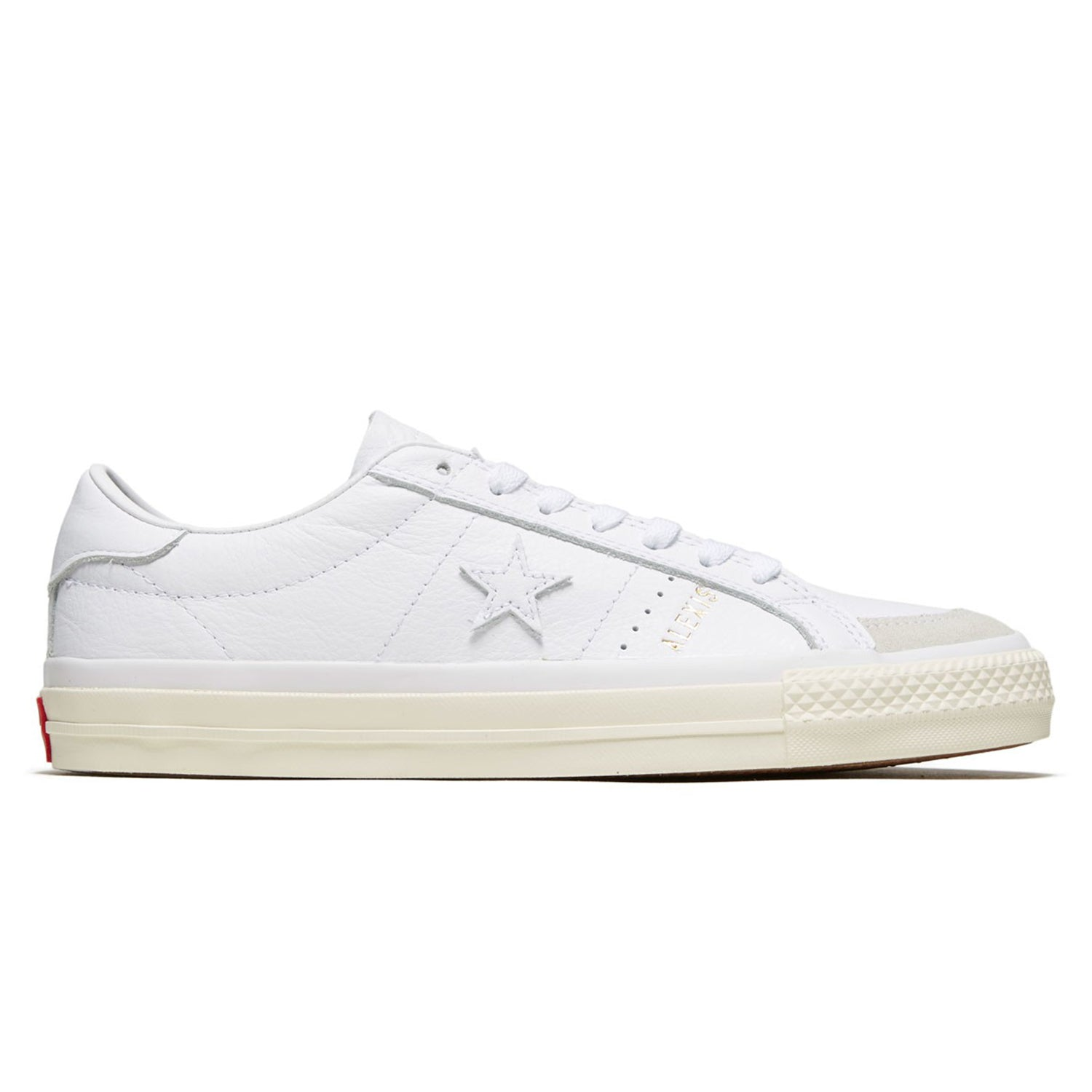 Converse CONS One Star Pro Alexis Sablone OX White/Enamel Red