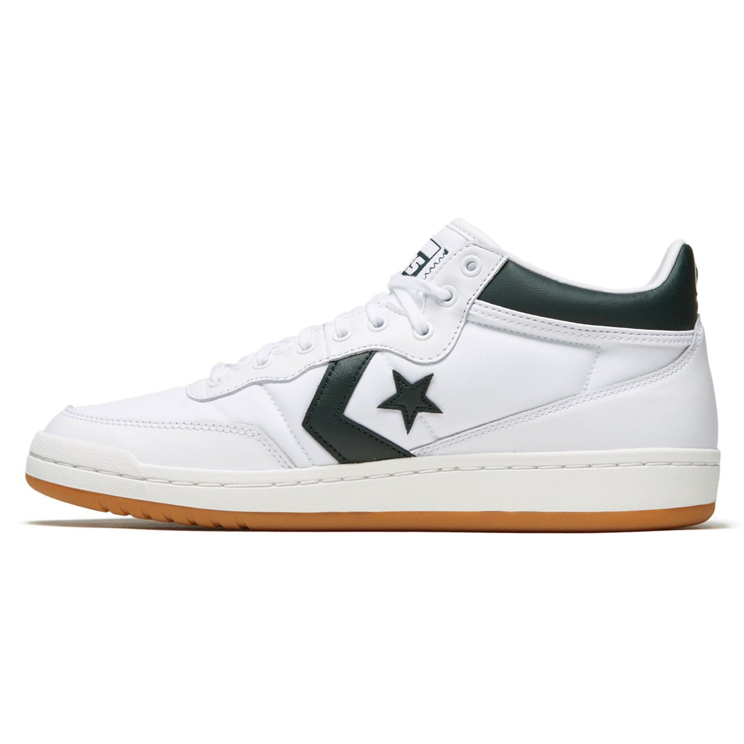 Converse CONS Fastbreak Pro Mid White/Deep Emerald