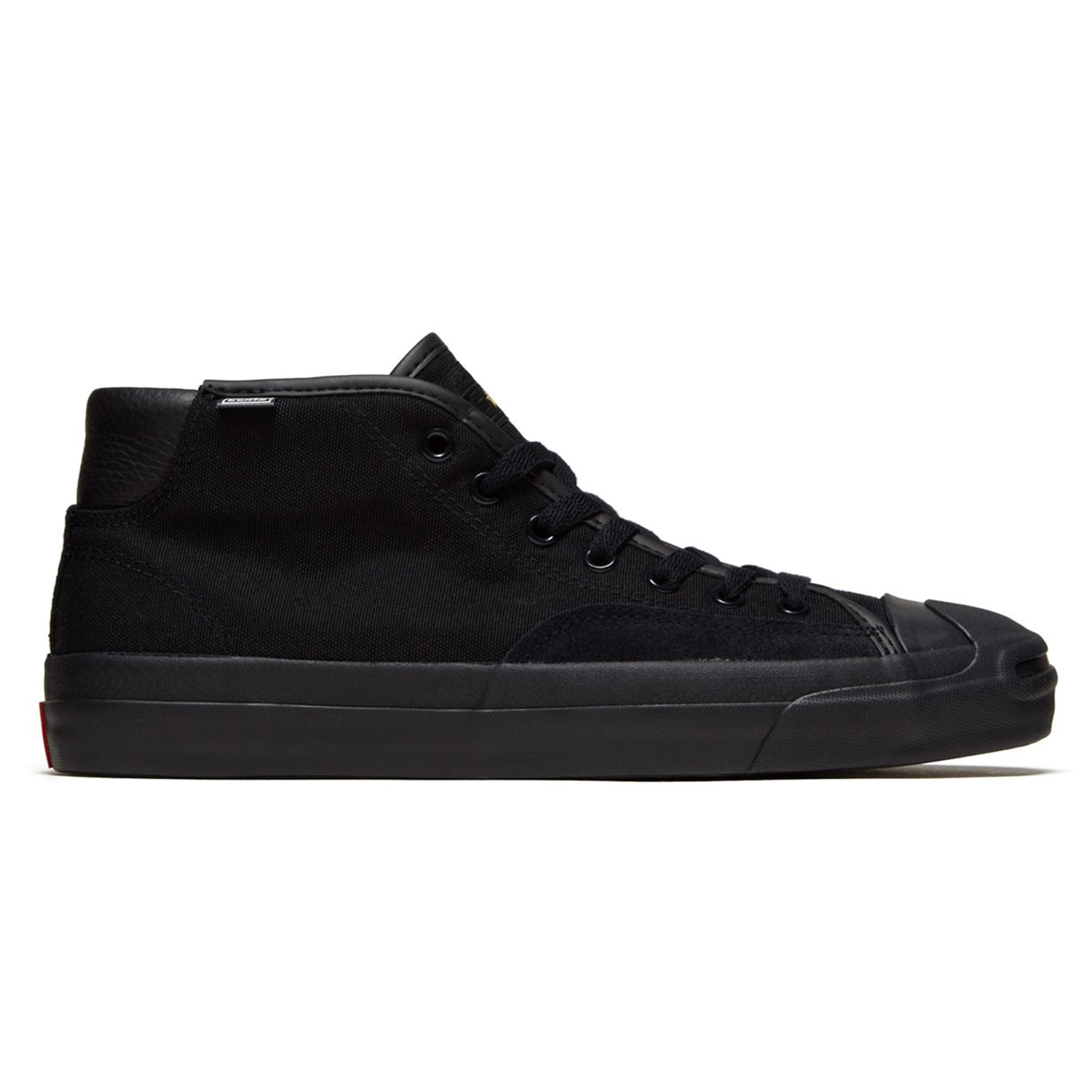 Converse CONS Jack Purcell Pro Mid Alexis Sablone (Black/Enamel Red)
