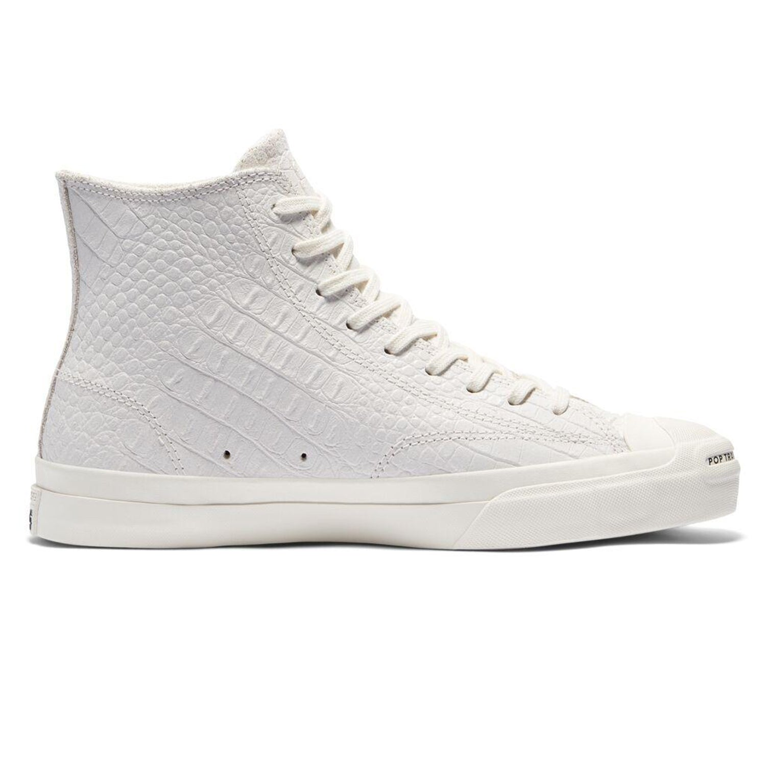 Converse CONS x Pop Trading Jack Purcell Pro Hi Egret/Black