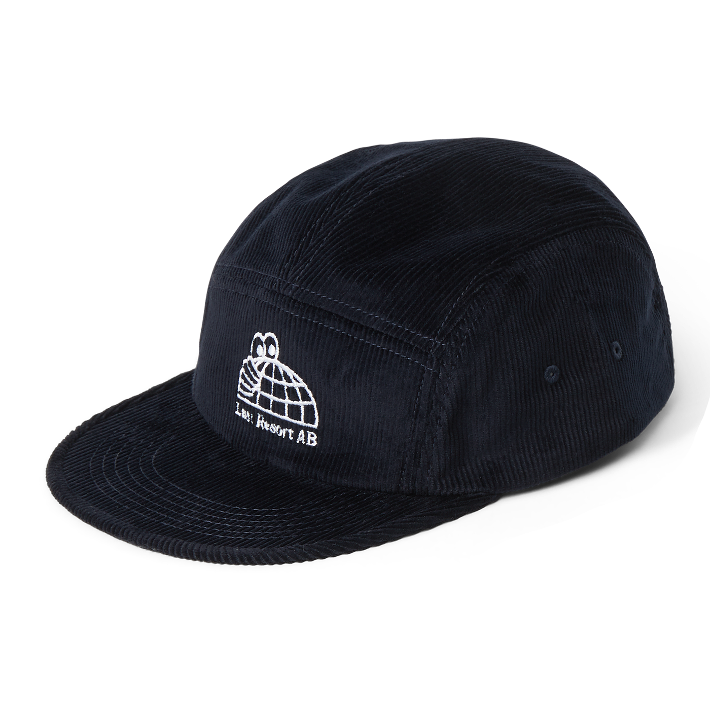 Last Resort AB Half Globe Cord 5-Panel Black
