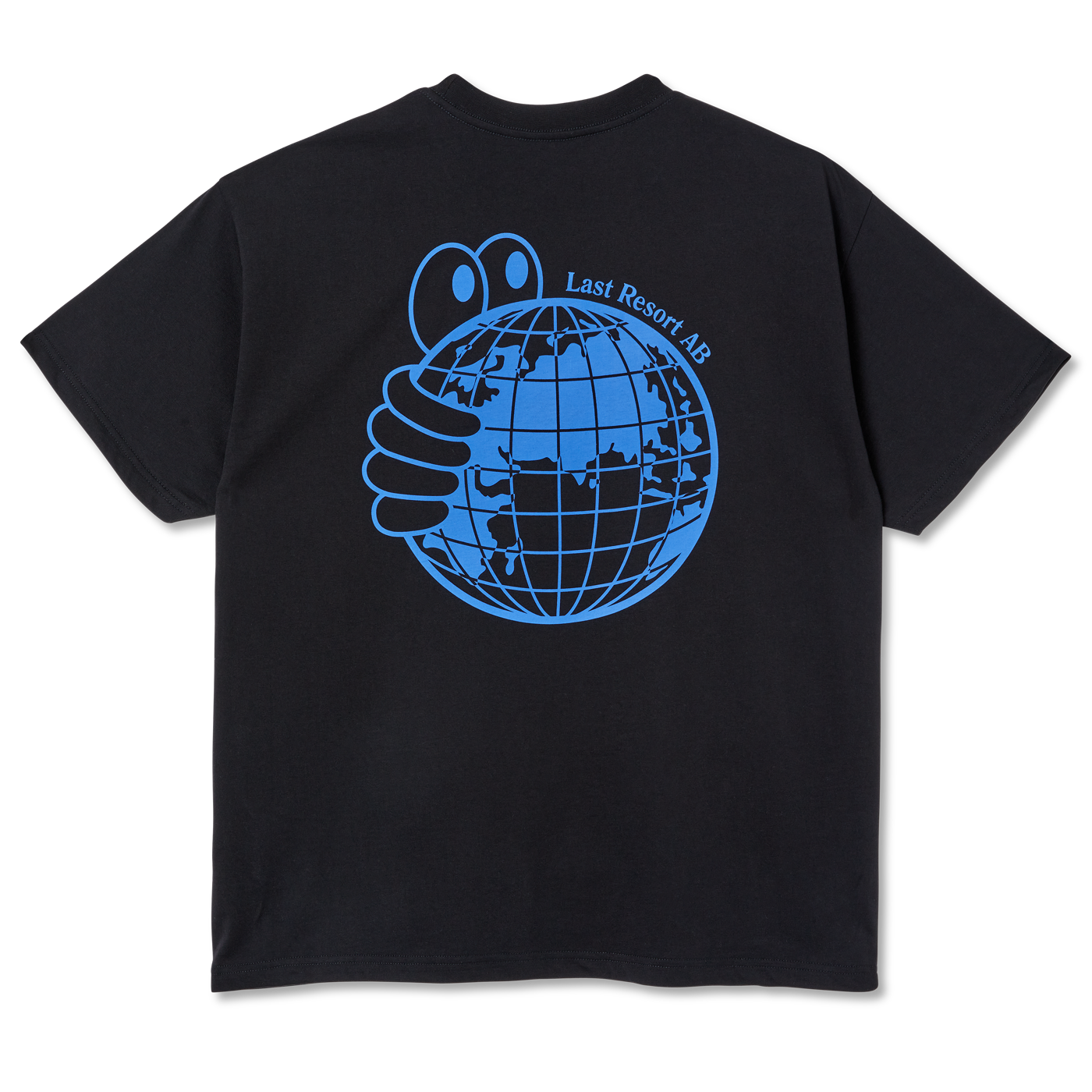 Last Resort AB World Tee Black