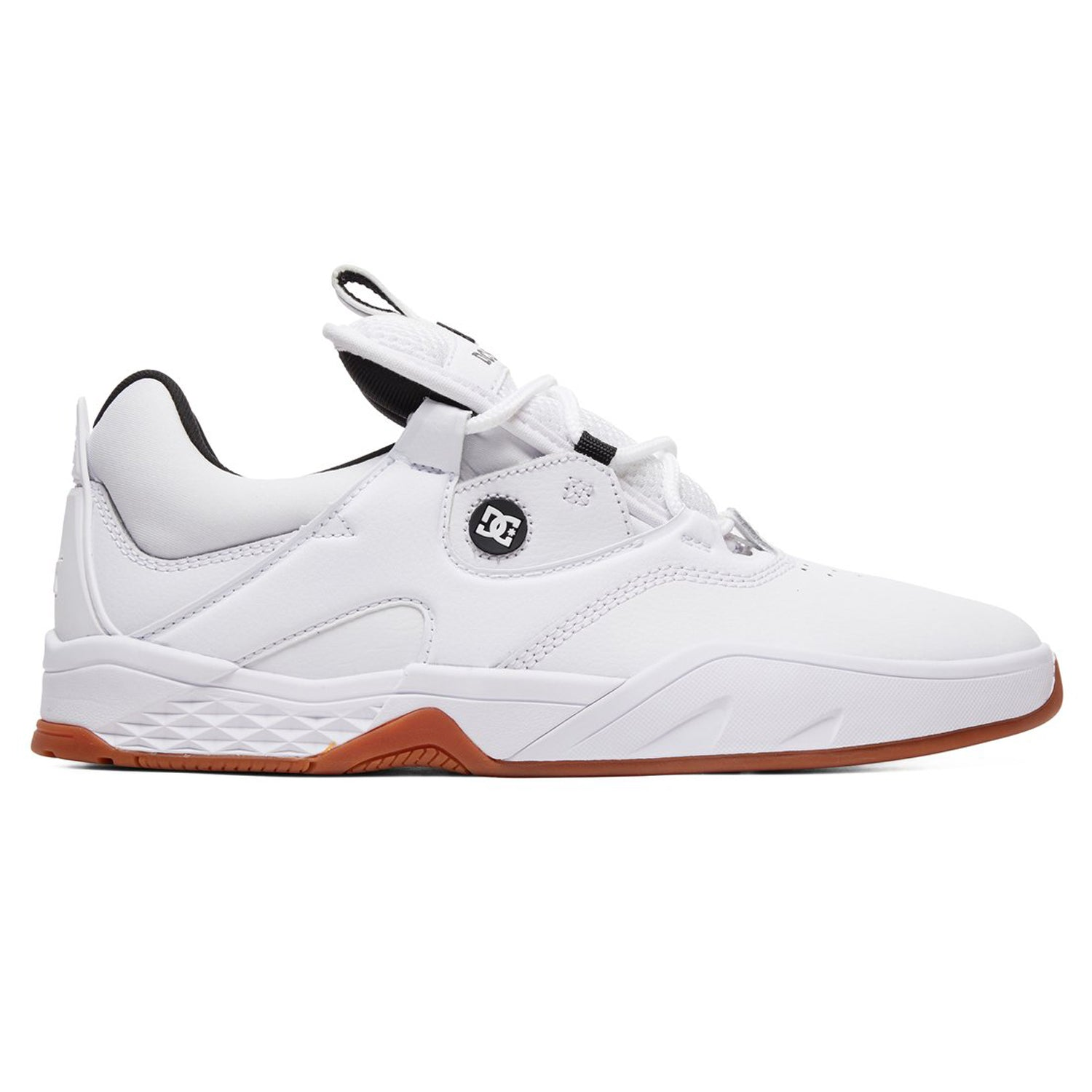 DC Shoes Kalis S White/Black/Gum