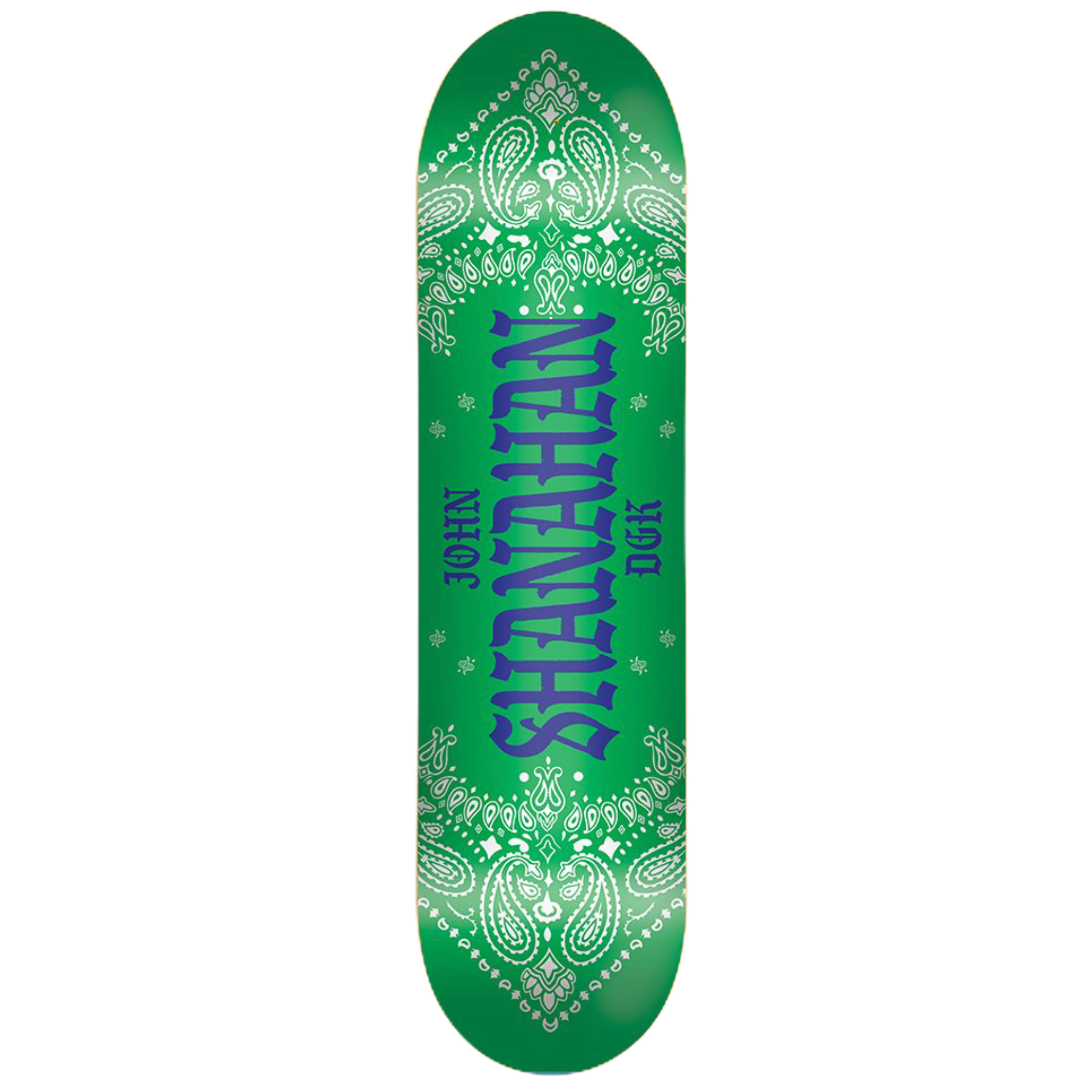 DGK Colors Shanahan Deck 8.0""