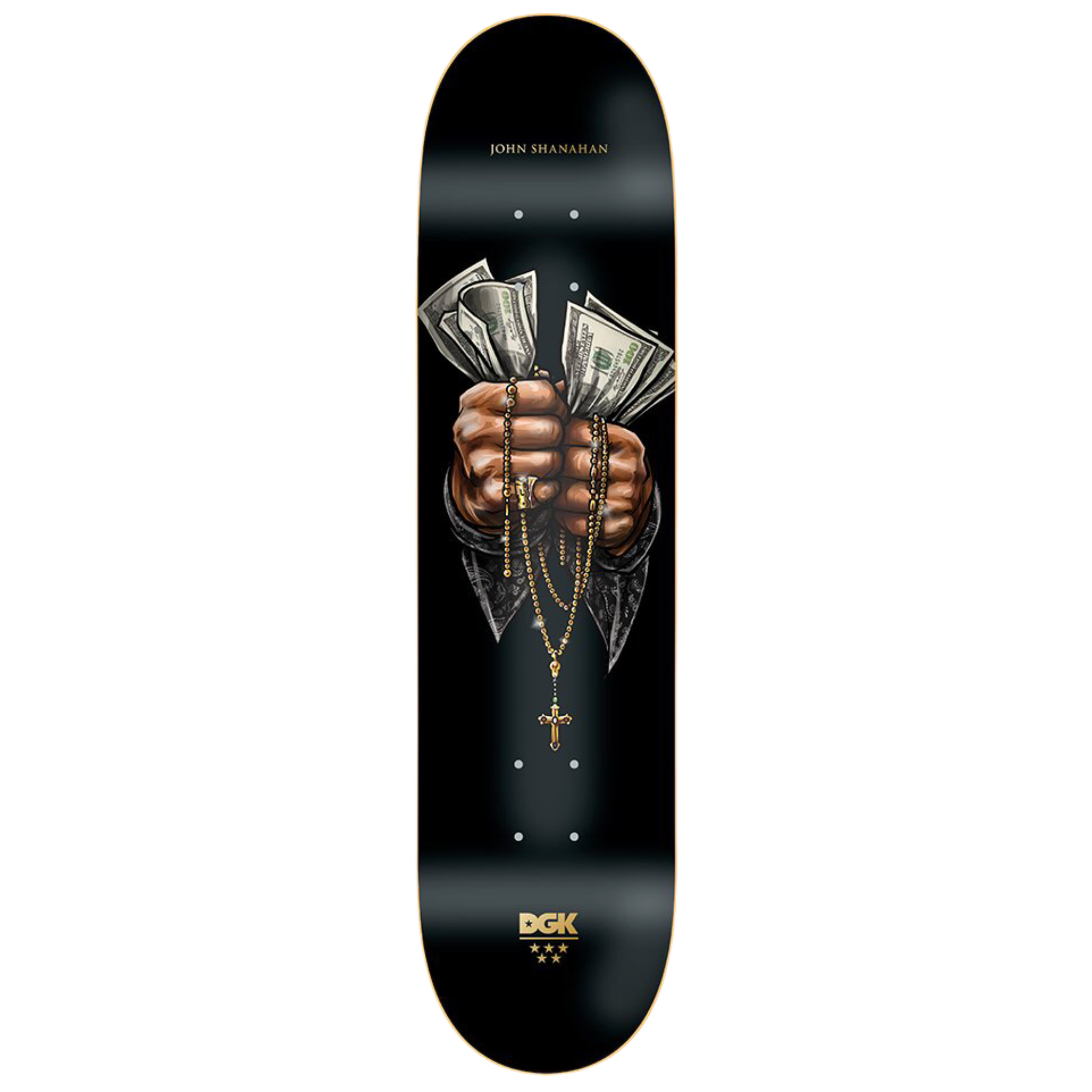 DGK Faith John Shanahan Deck 8.0""
