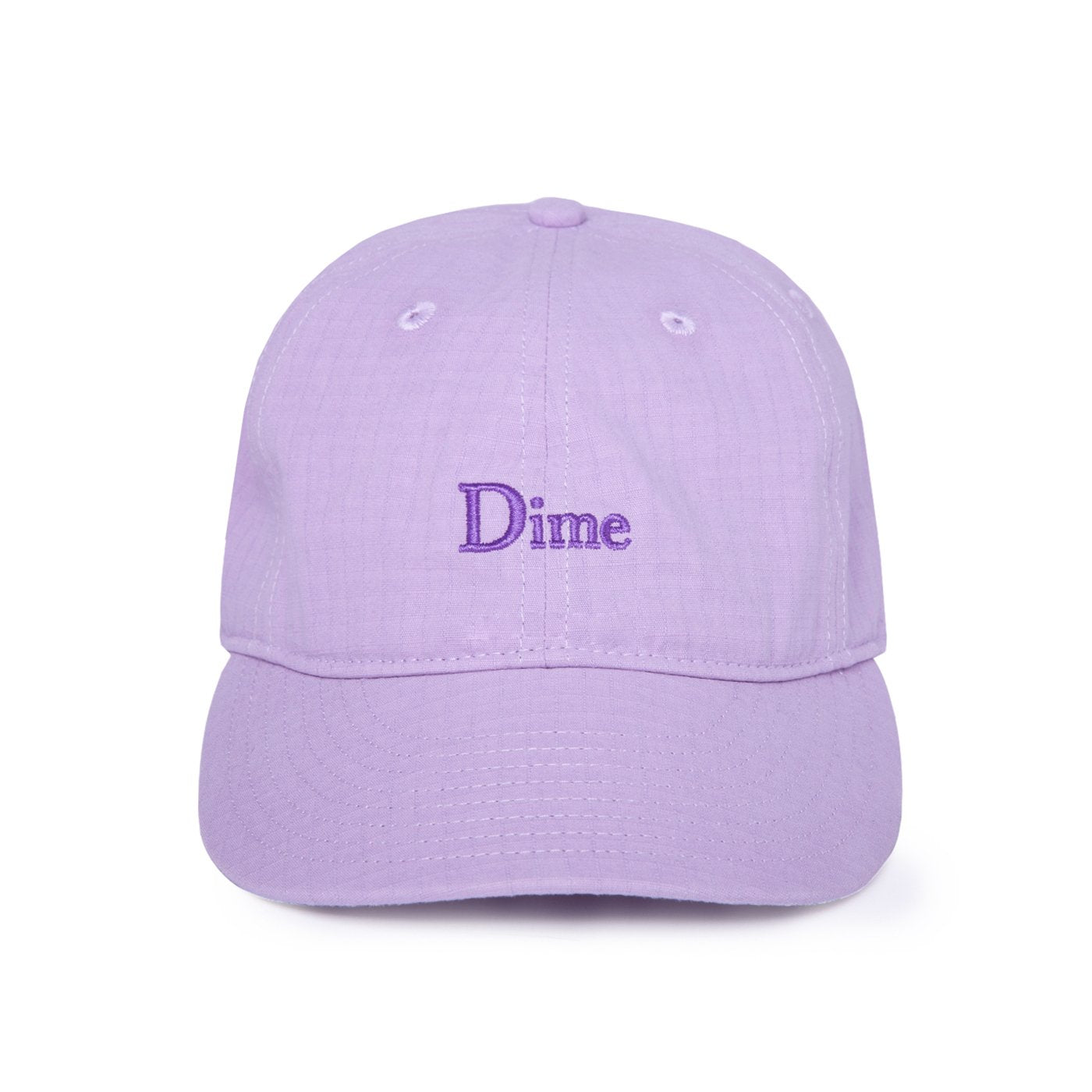 Dime Classic Logo Hat Lilac