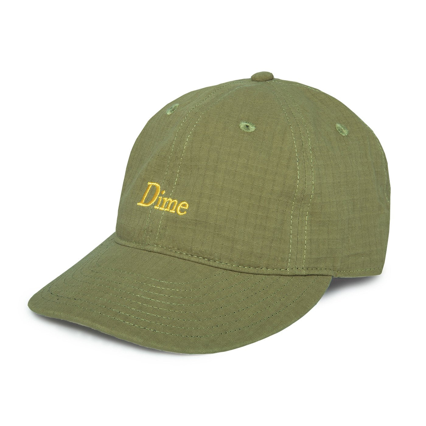 Dime Classic Logo Hat Military Green