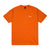 Dime Classic Small Logo T Shirt Burnt Orange