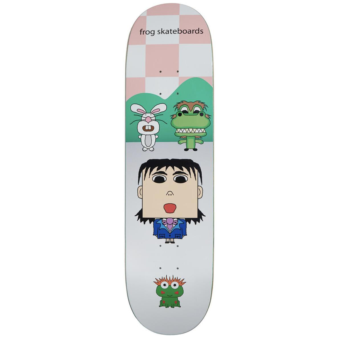 Frog Scream Your Dream Deck 8.6""