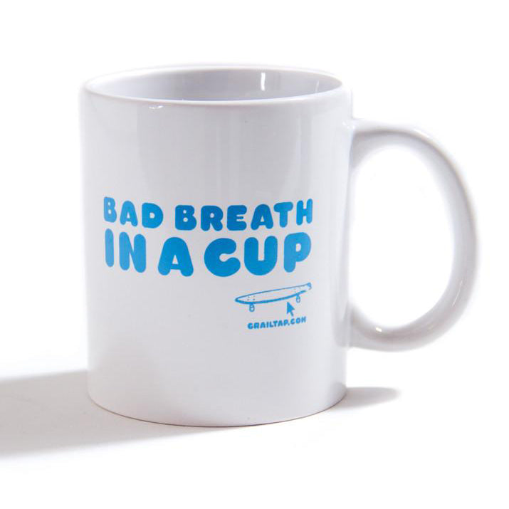 Crailtap Mug Bad Breath In A Cup