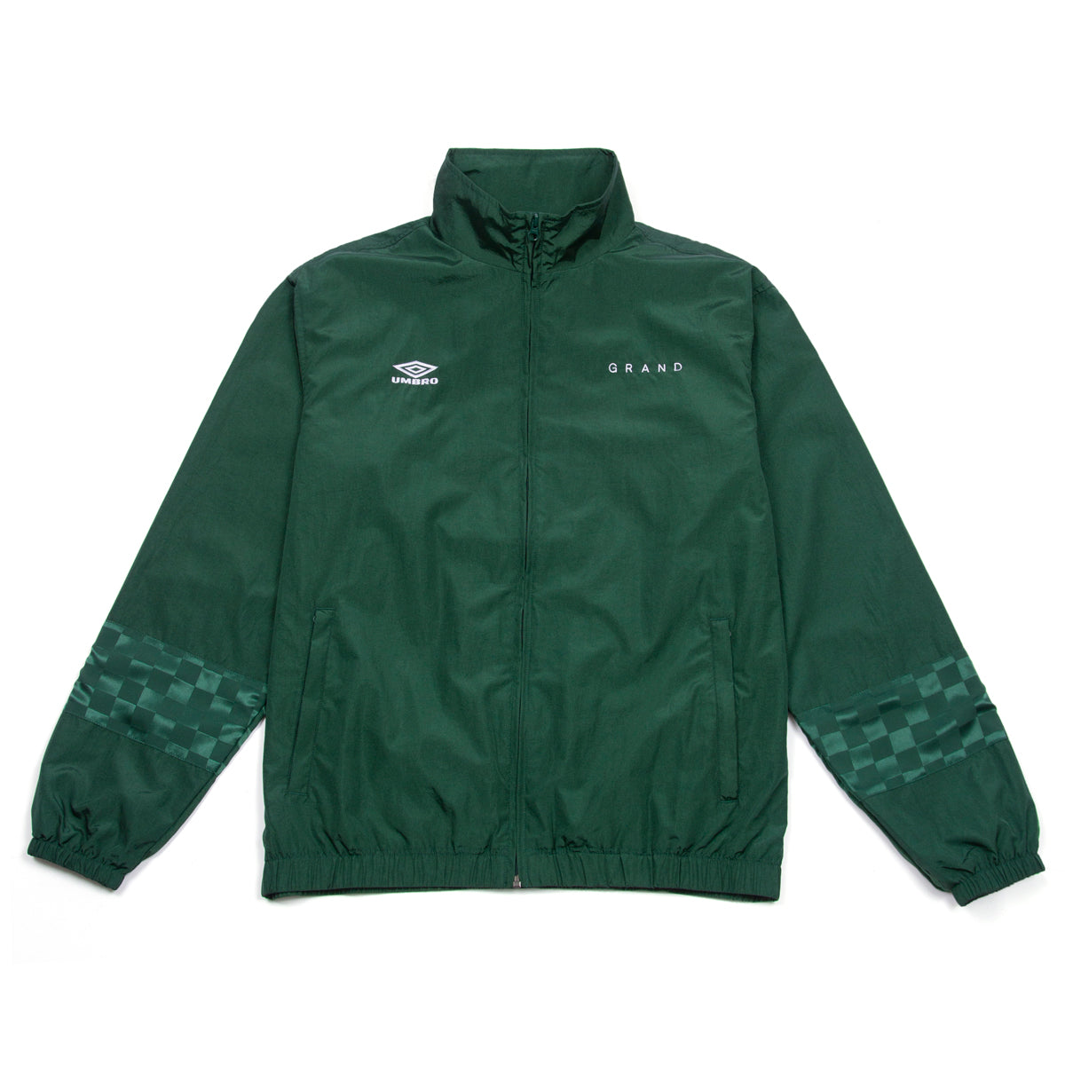 Grand Collection x Umbro Jacket Forest Green