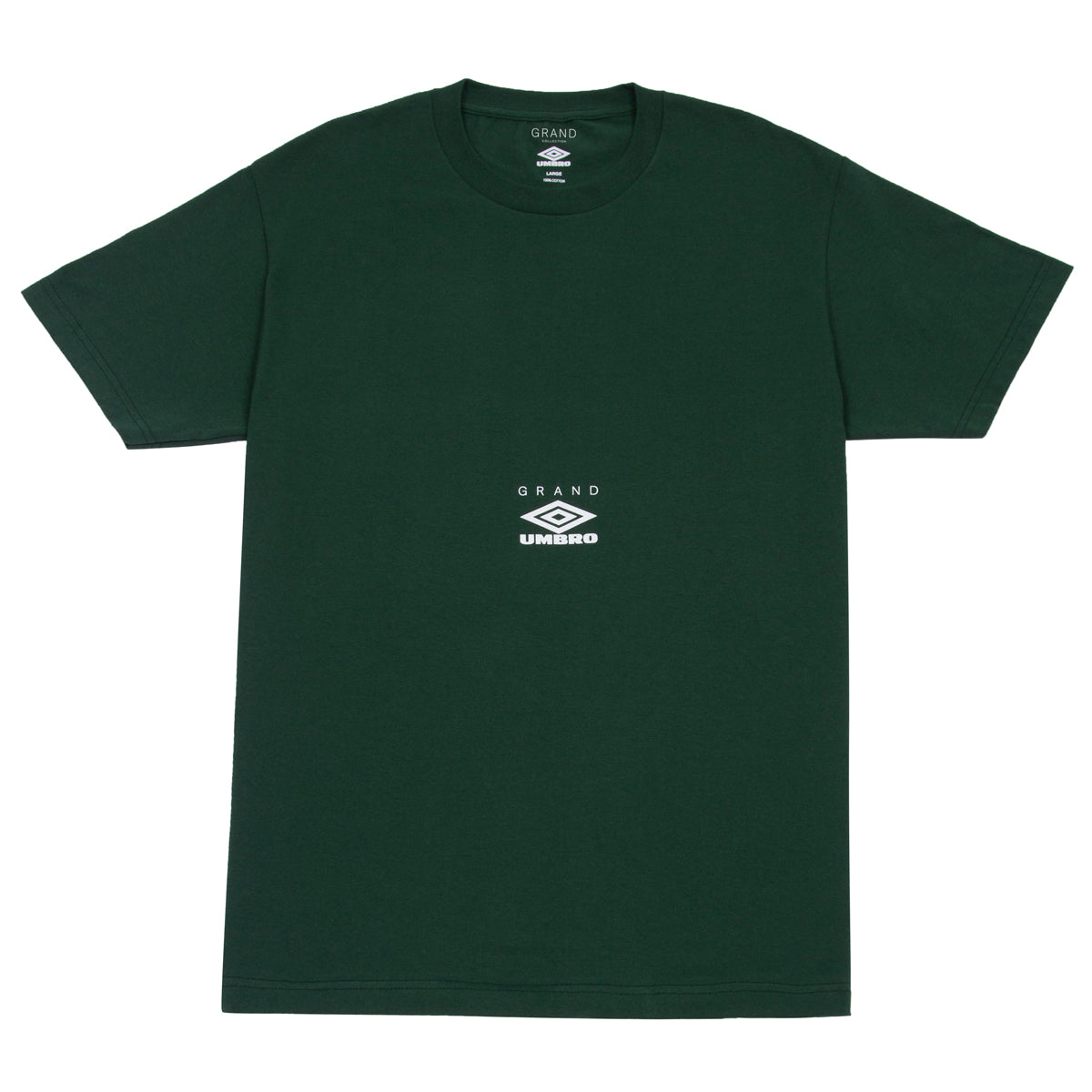 Grand Collection x Umbro Tee Forest