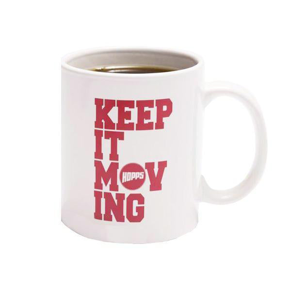 Hopps Keep It Moving Coffee Mug