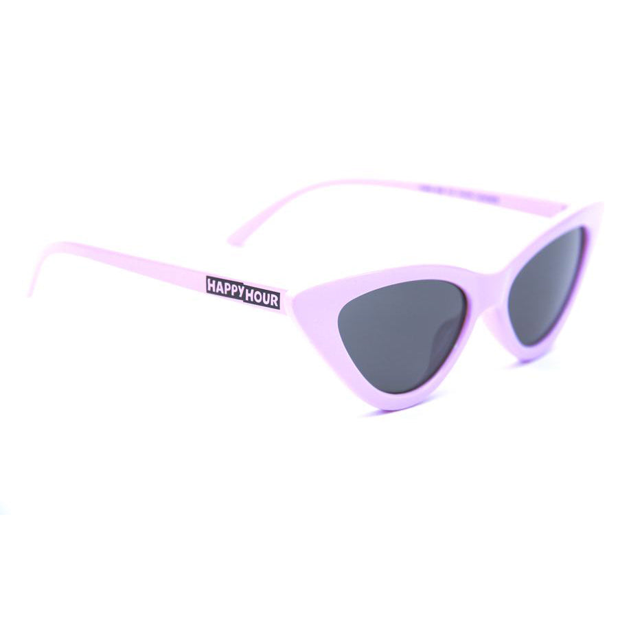 Happy Hour Space Needle Sunglasses Lavender