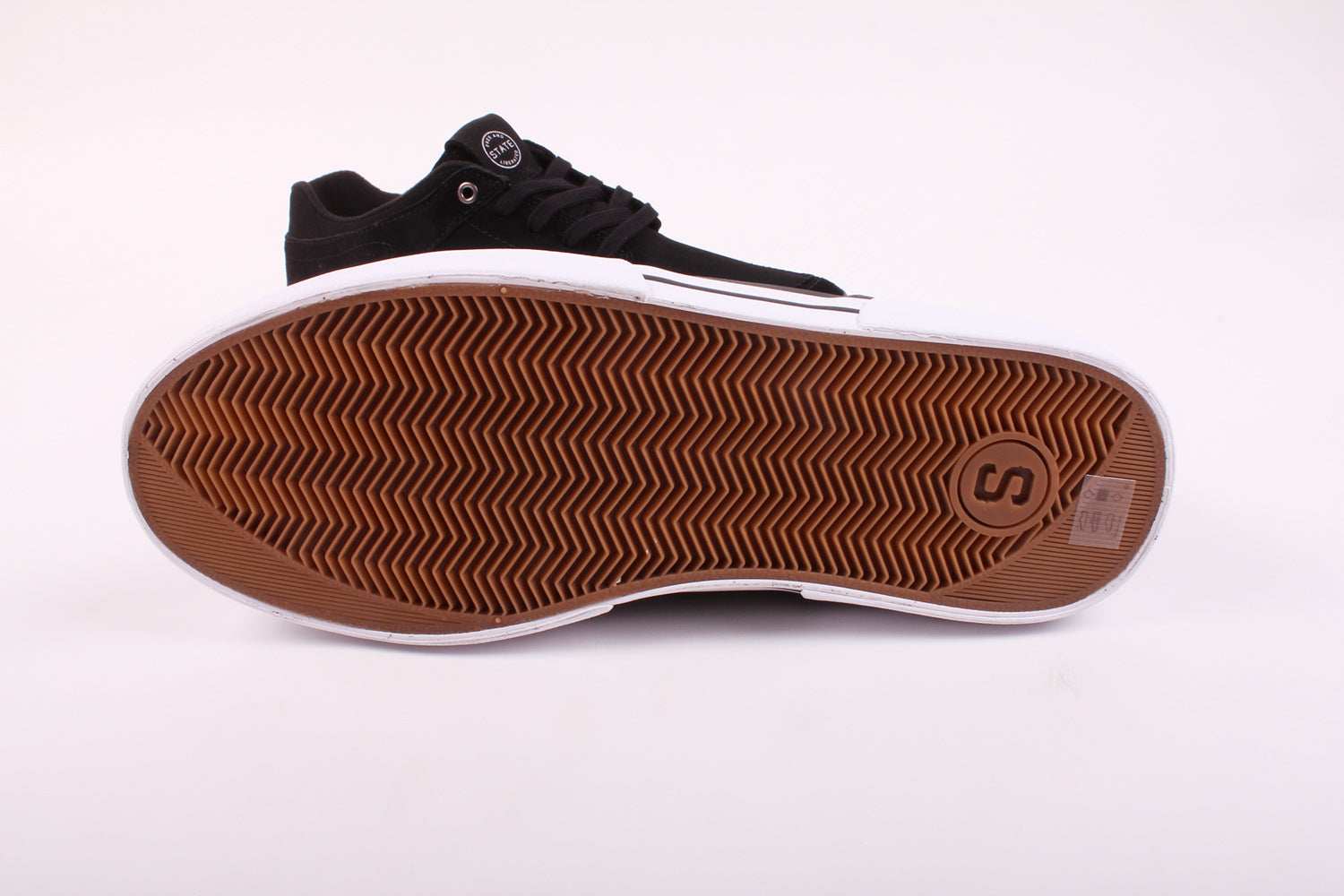 State x Orchard Mercer Low Black/White