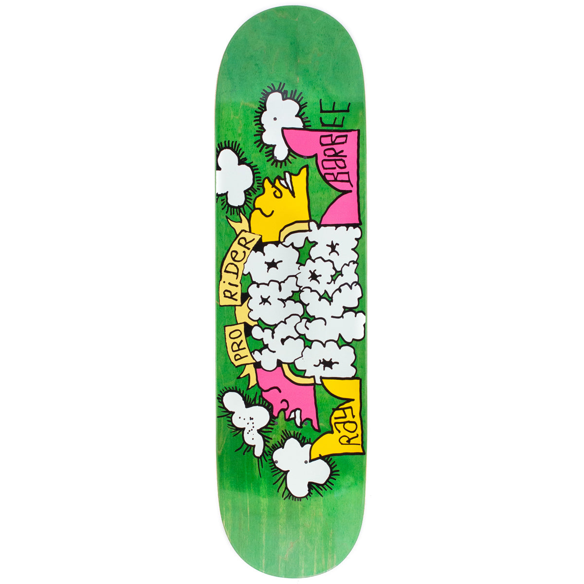 Krooked Ray Barbee Clouds Deck 8.25""