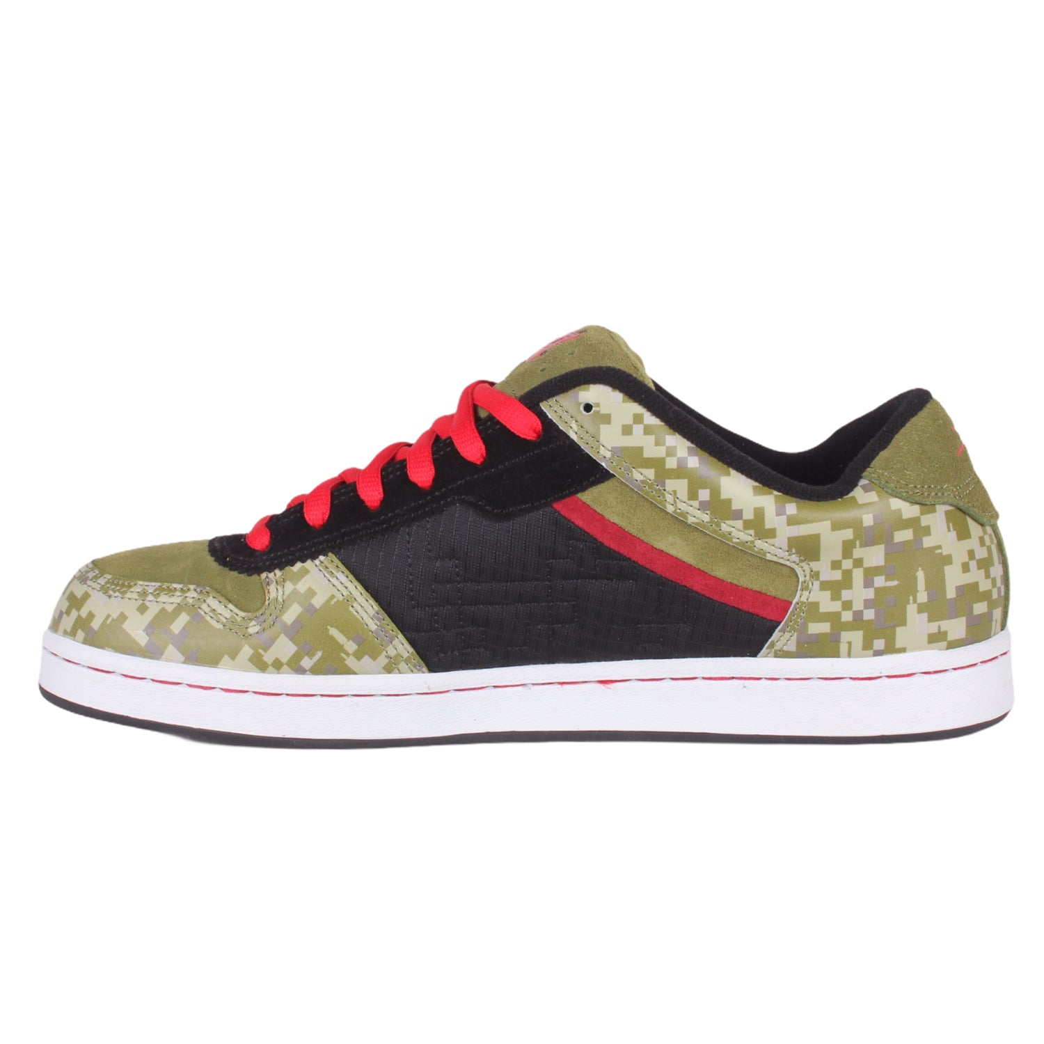 Overripe Lakai Howard 4 Art Dump Green Leather/ Black/ Abeyta (2006)