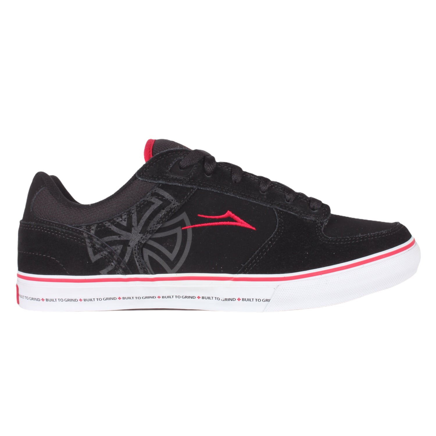 Overripe Lakai Koston Select Independent Trucks Black/Red (2005)