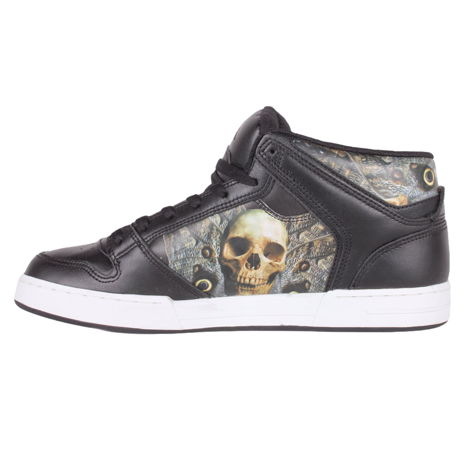 Overripe Lakai Carroll 4 Mid LTD Sk8 Fairy Print Black (2006)