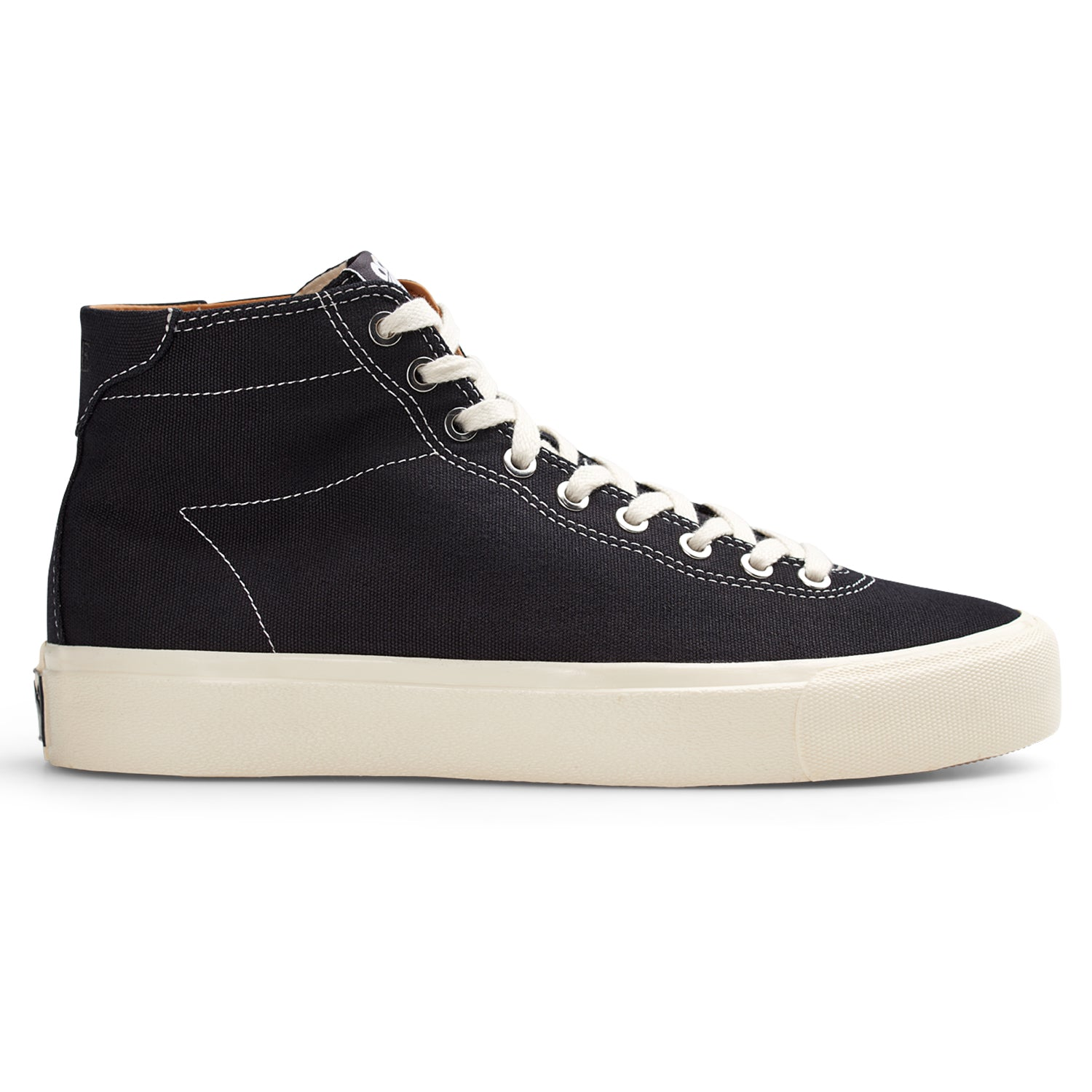 Last Resort AB VM001 Canvas Hi Black/White