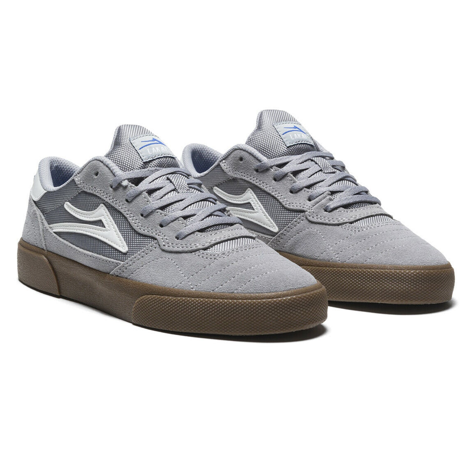 Lakai Cambridge Light Grey/Gum Suede