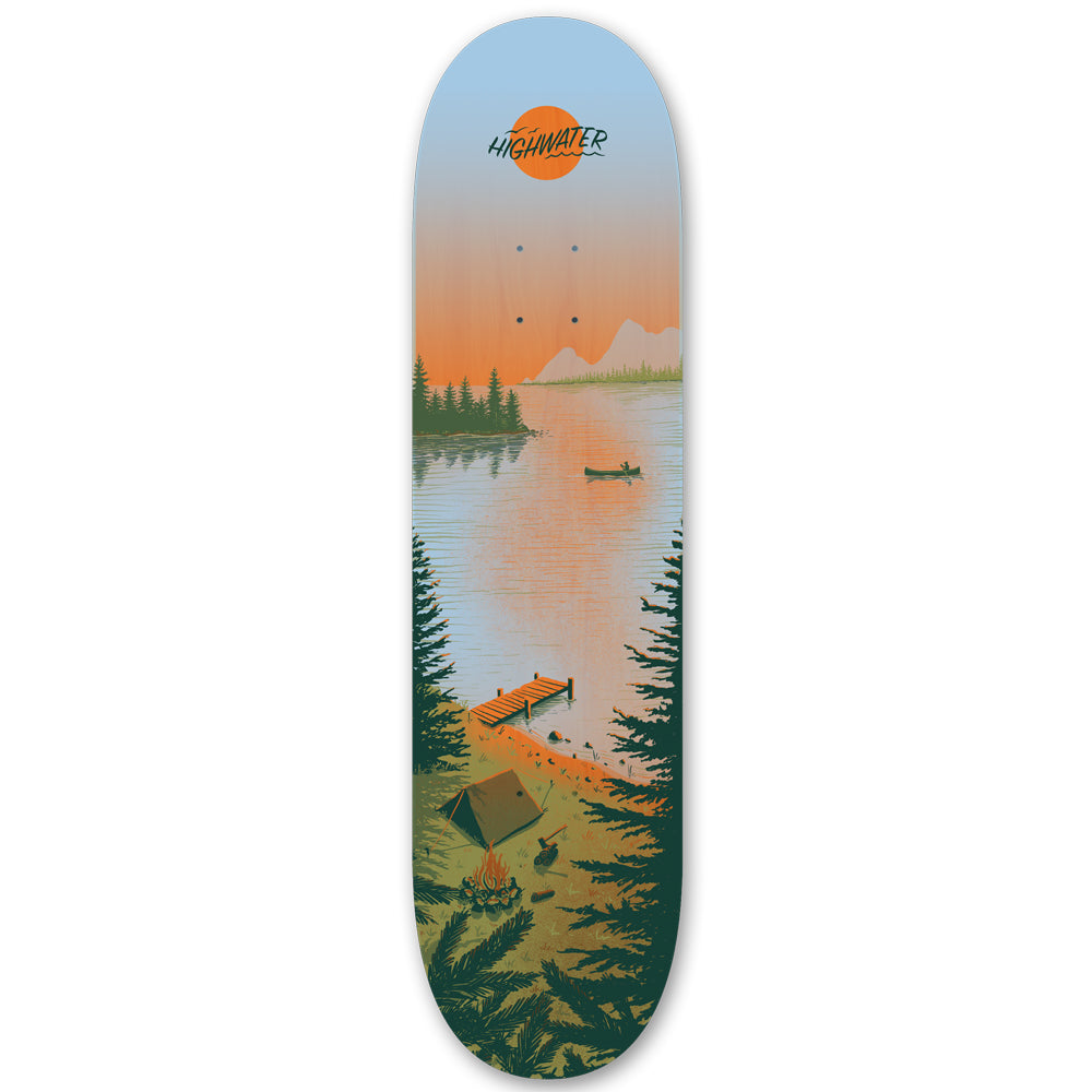 Highwater Great Outdoors Lake Deck 8.25""